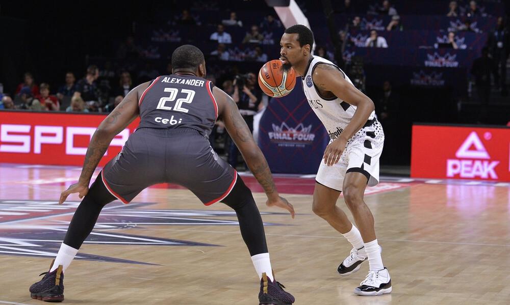 Basketball Champions League: Δια χειρός Πάντερ το σήκωσε η Βίρτους Μπολόνια (photos)