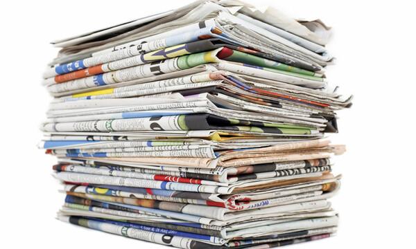 Τα πρωτοσέλιδα των αθλητικών εφημερίδων 08/05 (video)
