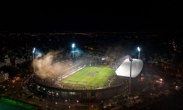 ΠΑΟΚ: Στα πρότυπα του «Tottenham Hotspur Stadium» η νέα Τούμπα