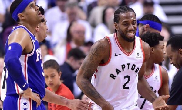 NBA: Top 5 με Λέοναρντ (video)