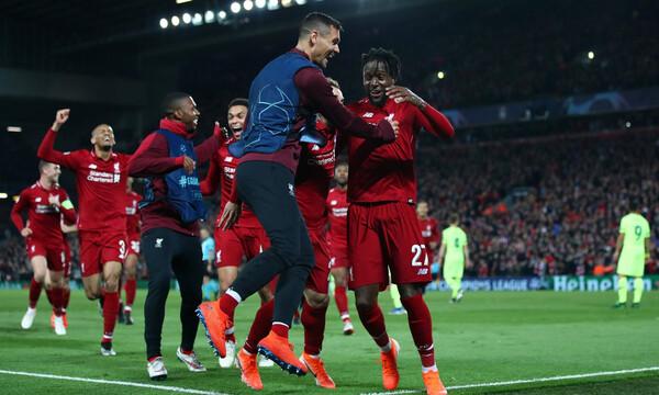 Η ποδοσφαιρική ευφυΐα στο τέταρτο γκολ της Λίβερπουλ (video)