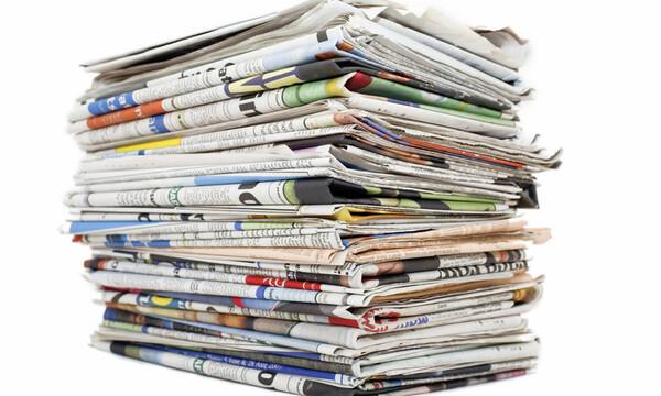Τα πρωτοσέλιδα των αθλητικών εφημερίδων 09/05 (video)