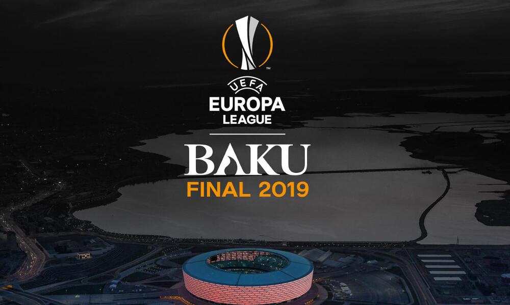 Europa League Live: Οι «μάχες» με φόντο το Μπακού