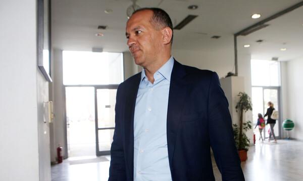 Γιώργος Αγγελόπουλος: «Δεν αποσύρουμε την προσφυγή…»
