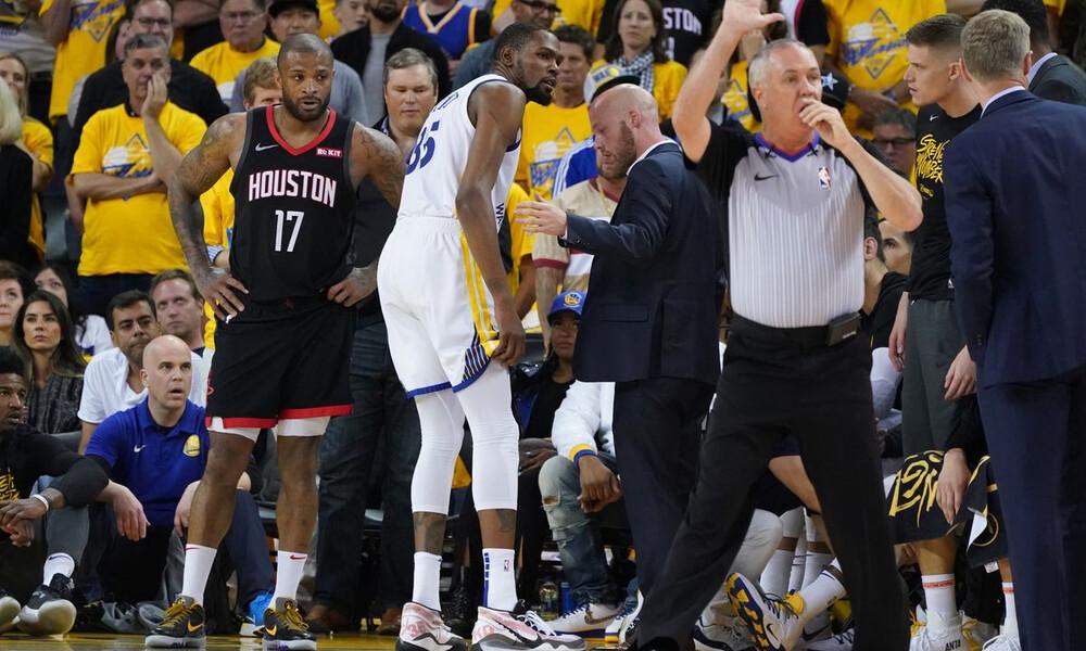 NBA: Χάνουν Ντουράντ οι Γουόριορς