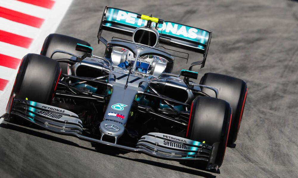 Formula 1: Pole Position για Μπότας