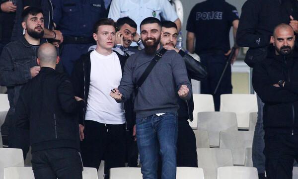Γιώργος Σαββίδης: Αφιέρωσε το Κύπελλο στον πατέρα του (photos)