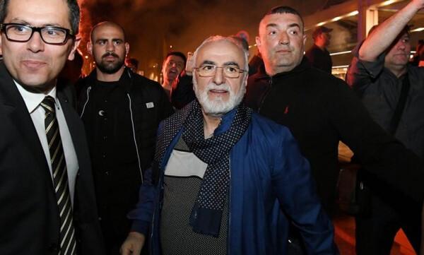 ΠΑΟΚ: Ο «μαέστρος» Ιβάν Σαββίδης (video)