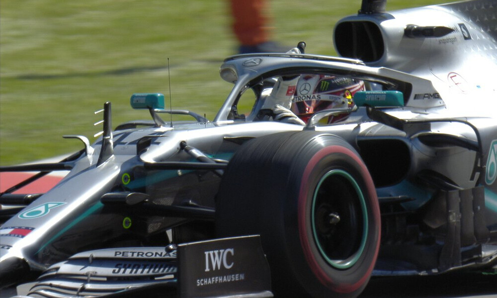 Formula 1: Και πάλι στην κορυφή ο Χάμιλτον (photos)