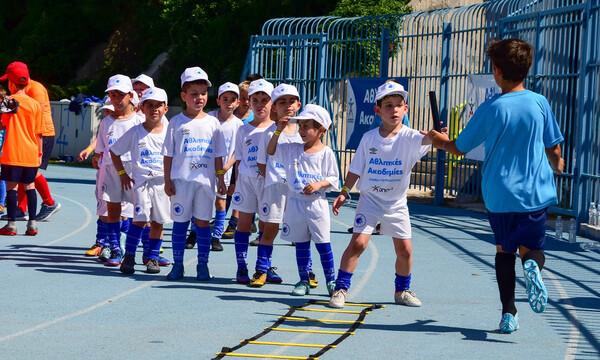 Μεγάλη γιορτή του αθλητισμού στην Καλλιθέα με συμμετοχή 2.450 παιδιών και γονέων/κηδεμόνων