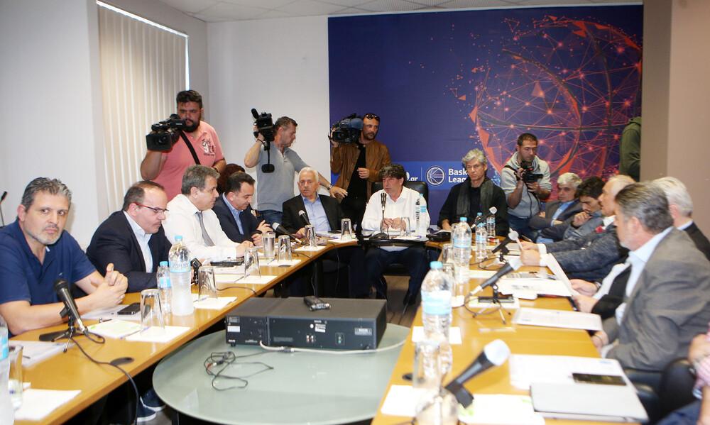 Σε εξέλιξη η συνεδρίαση του ΕΣΑΚΕ (video)