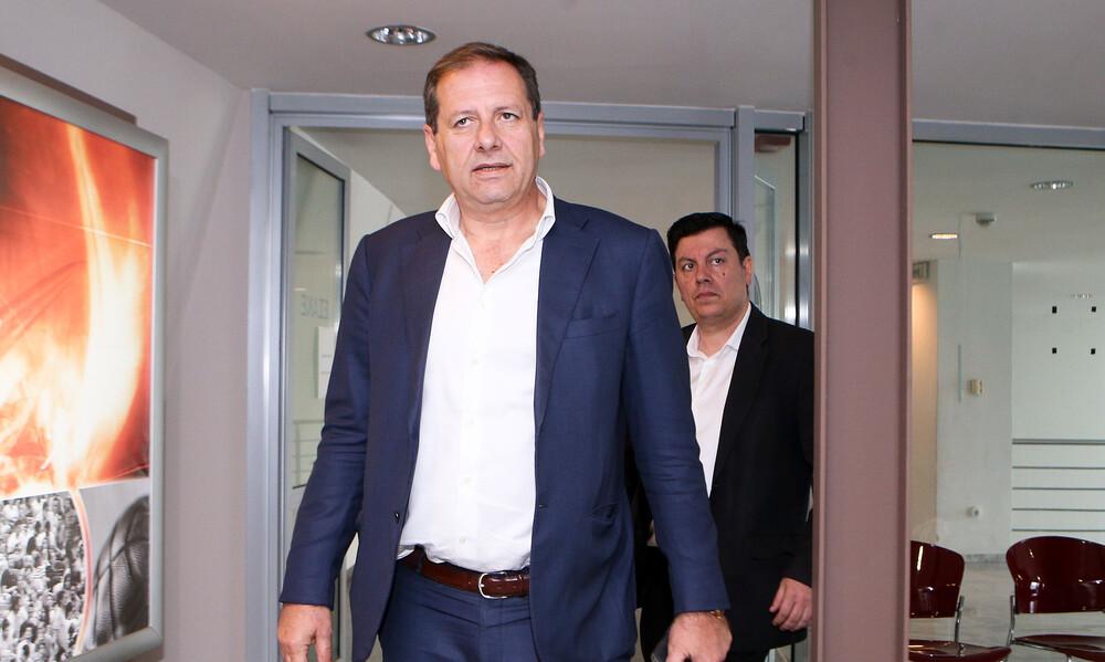 Μάκης Αγγελόπουλος: «Ρωτήστε τον Ολυμπιακό αν θα κατέβει» (video)