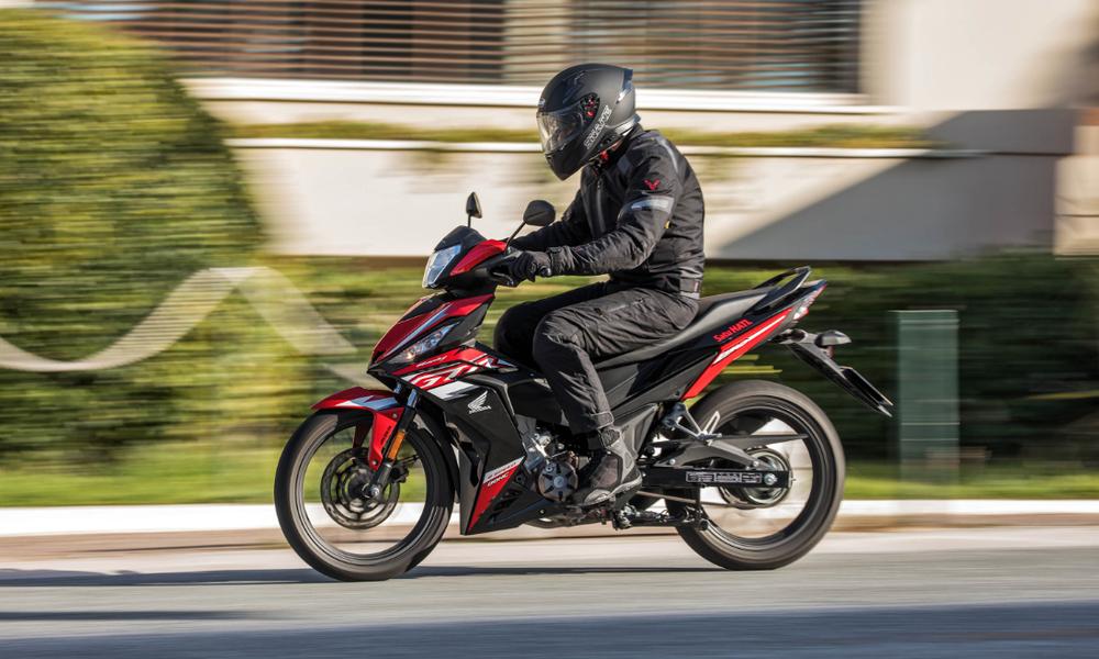 Honda GTR150 Supra Το δυνατότερο παπί της Honda με καρδιά μοτοσυκλέτας