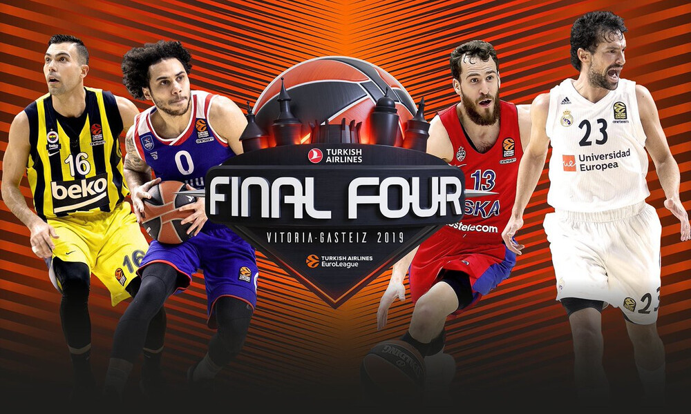 Euroleague Final Four LIVE: ΤΣΣΚΑ και Εφές στον μεγάλο τελικό!