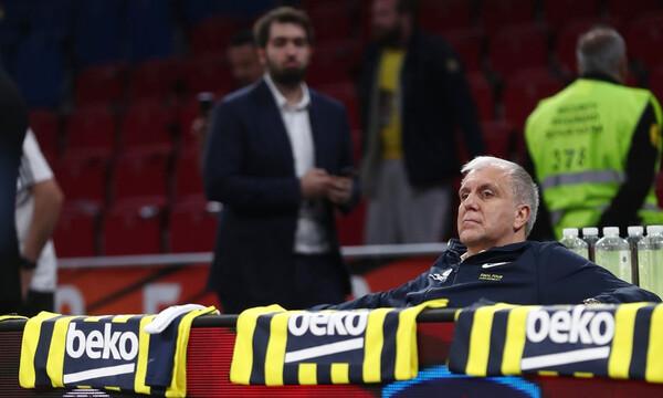 Euroleague Final Four: Η πιο βαριά ήττα του Ομπράντοβιτς σε ημιτελικό (photos)