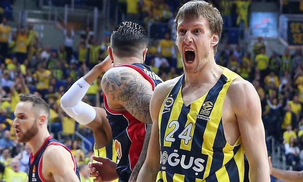 Euroleague: MVP ο Βέσελι (photo+video)