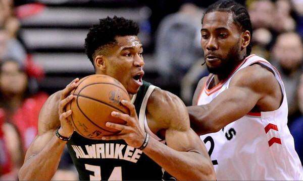 NBA: Top-5 με Γιάννη (video)