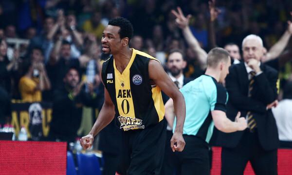 ΑΕΚ: Νέο ban από τη FIBA λόγω Κέβιν Πάντερ! (photo)