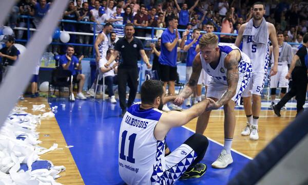 Ιστορική επιστροφή για Ηρακλή στην Basket League (photos)
