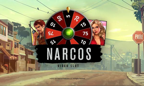 Τυχερή Σπινιάτα* στο Narcos για αδρεναλίνη στα ύψη!