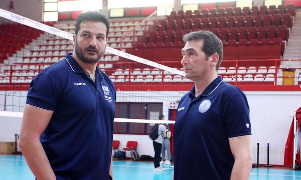Ανδρεόπουλος: «Κυριότερος αντίπαλός μας η Αυστρία»