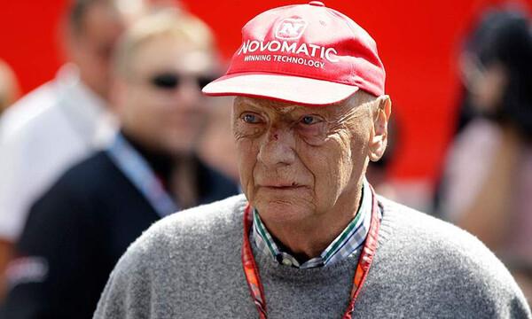 Τιμάει τη μνήμη του Λάουντα η F1