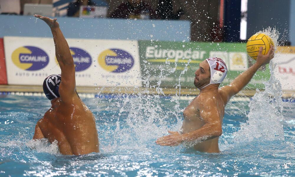 Α1 Πόλο: Ξέσπασμα Ολυμπιακού και 2-1 (photos)