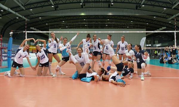 Silver European League: Με το δεξί η Εθνική γυναικών στο βόλεϊ