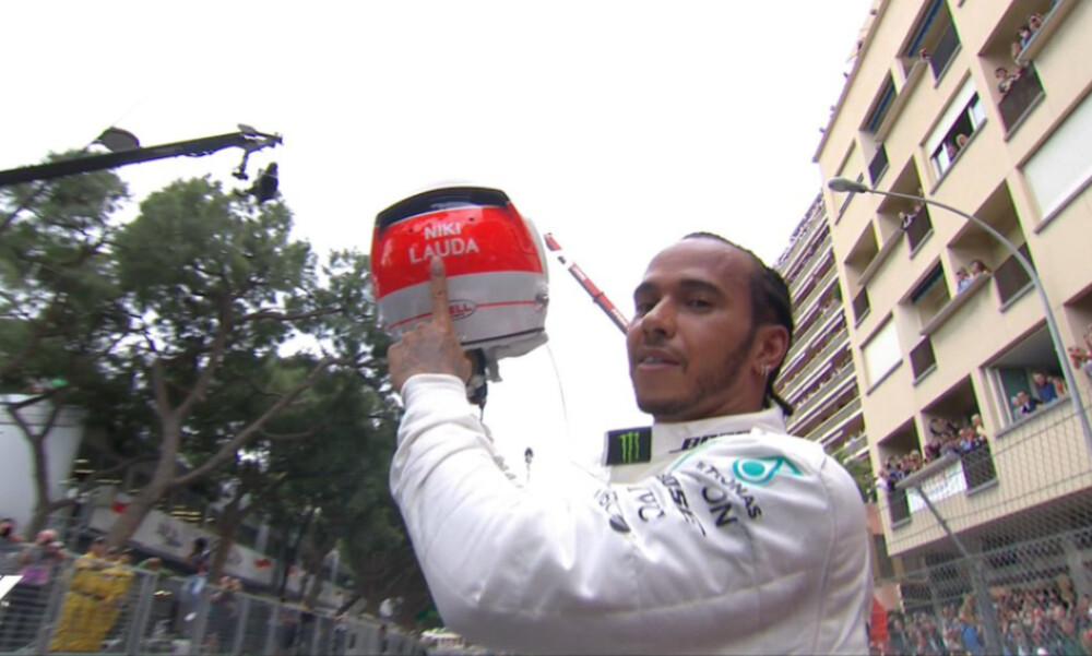 Formula 1: Νικητής στο Μονακό ο Χάμιλτον