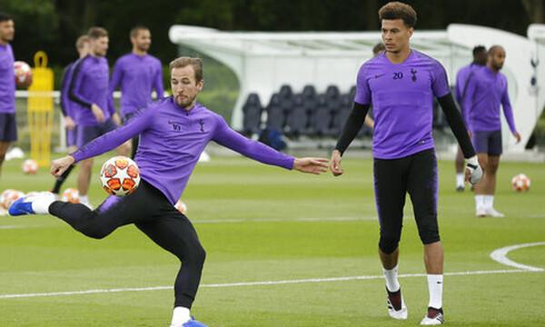 Champions League: Ετοιμάζεται για τον τελικό ο Κέιν