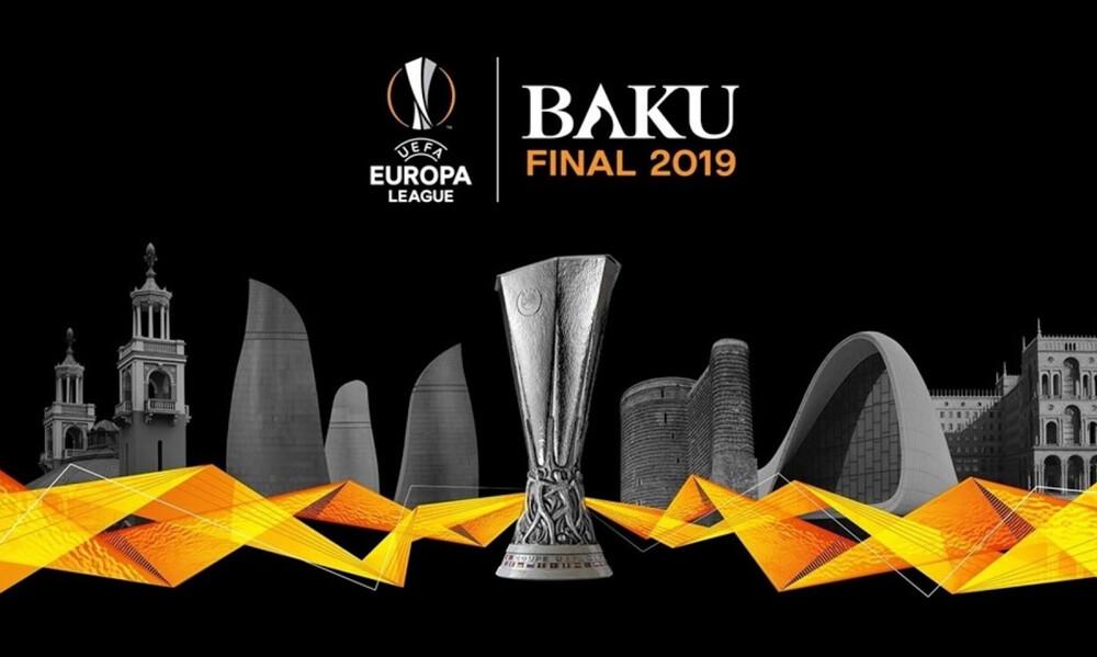 Μεγάλη «μάχη» στο Μπακού στον τελικό του Europa League