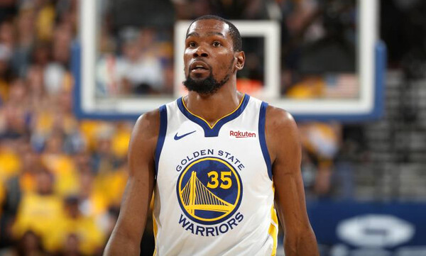 NBA: Εκτός πρώτου τελικού ο Ντουράντ!