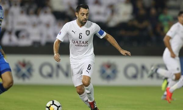 Ο Τσάβι αρχίζει την προπονητική καριέρα του στην Αλ Σαντ