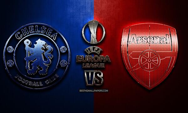 Τσέλσι-Άρσεναλ Live: Ο μεγάλος τελικός του Europa League στο Μπακού