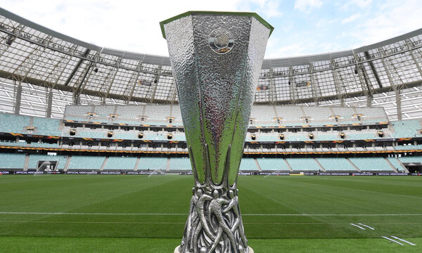 Τελικός Europa League: Με Σωκράτη η Άρσεναλ, με Αζάρ η Τσέλσι (video+photos)