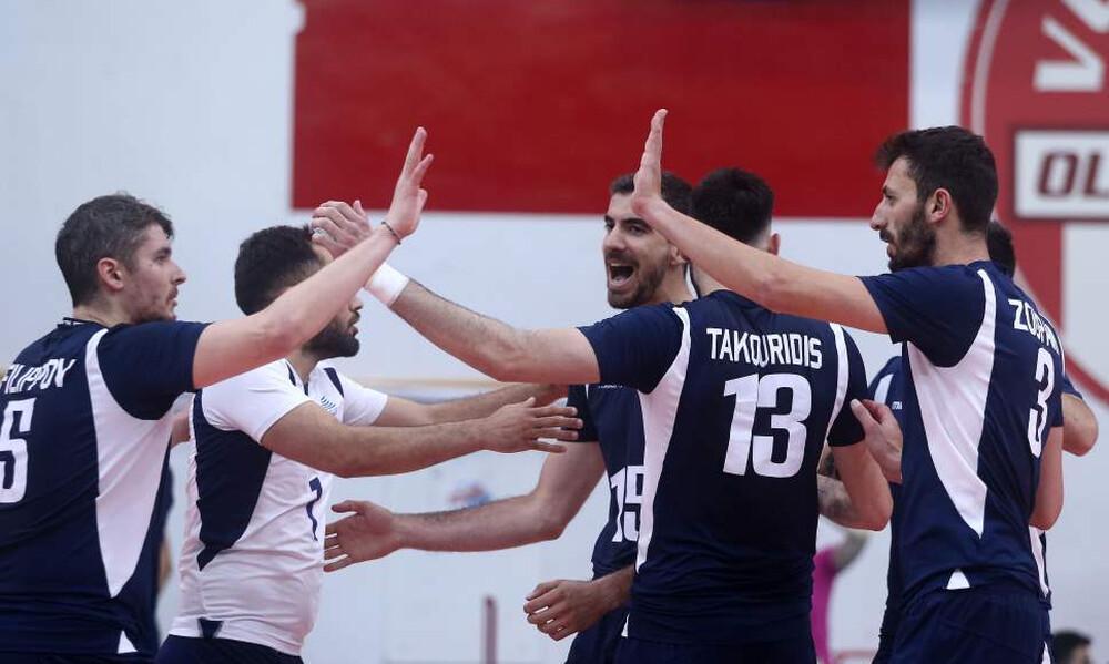 Silver European League: Ξέσπασε στην Ουγγαρία η Ελλάδα (photos)