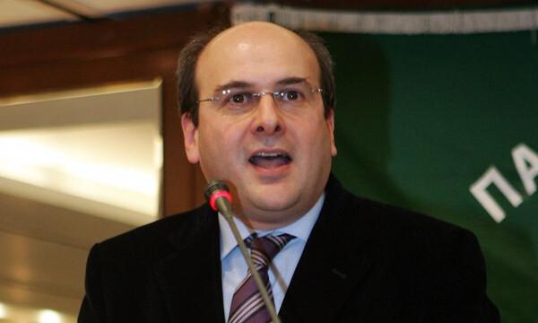 Χατζηδάκης: «Η κυβέρνηση της Νέας Δημοκρατίας πρέπει και θα βοηθήσει για τον Βοτανικό»