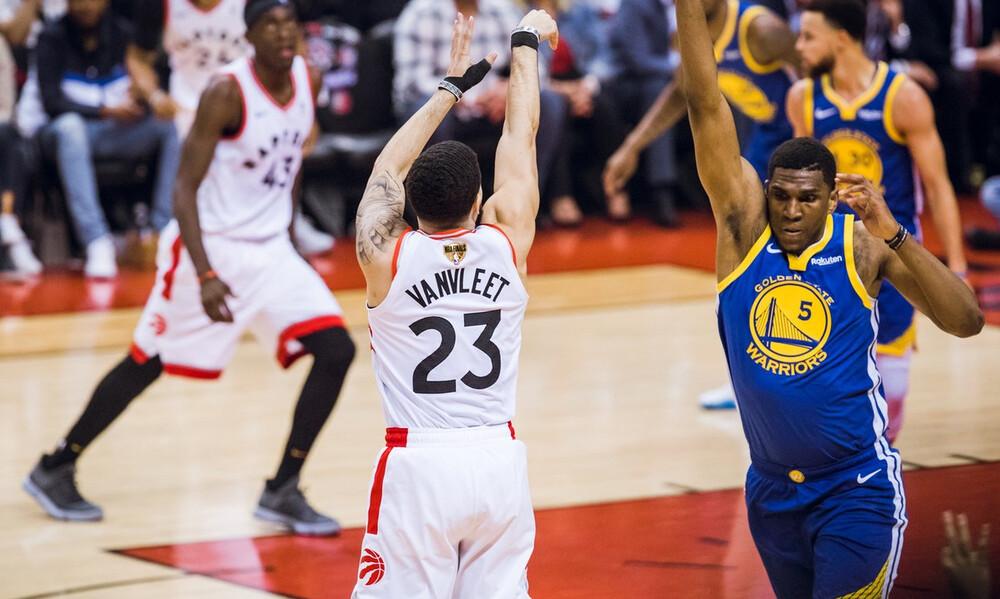 NBA: Μόνο… Τορόντο στο Top-5 (video)