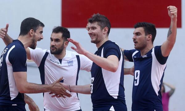 Silver European League: Με Πετρέα κόντρα στην Αυστρία η Εθνική ανδρών
