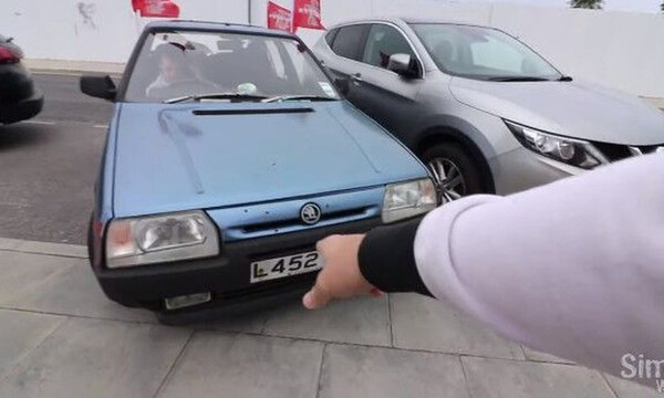 Αγόρασε φθηνό αμάξι και πήγε από το Λίβερπουλ στη Μαδρίτη