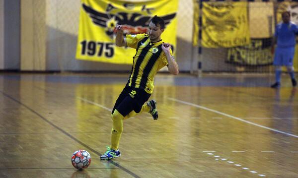 ΑΕΚ: Συγχαρητήρια της ΠΑΕ στην ομάδα futsal για τον τίτλο