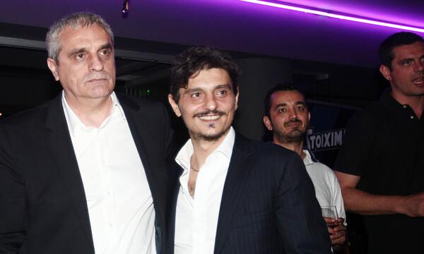 Γιαννακόπουλος: «Σήμερα βραβεύεται ένας γνήσιος μάγκας»