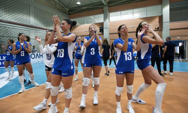 Silver European League: Νέα νίκη της Εθνικής γυναικών επί της Πορτογαλίας (photos)