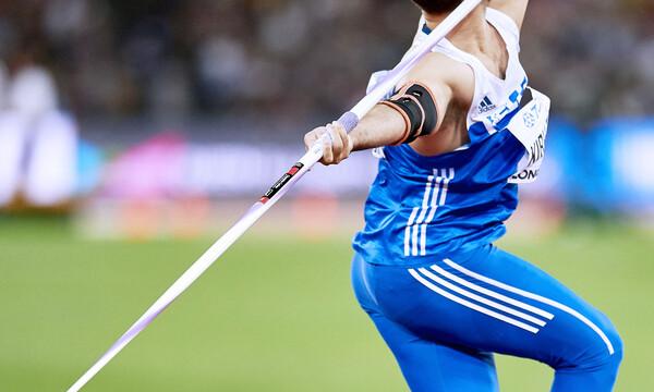 Προσωρινός αποκλεισμός σε Έλληνα αθλητή λόγω απαγορευμένης ουσίας (photos)