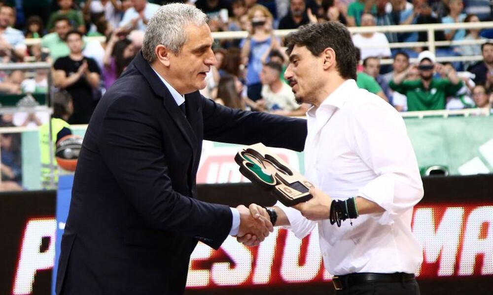 Γιαννακόπουλος: «Ο Πεδουλάκης έχει αποδείξει ότι είναι ο καλύτερος Έλληνας προπονητής»