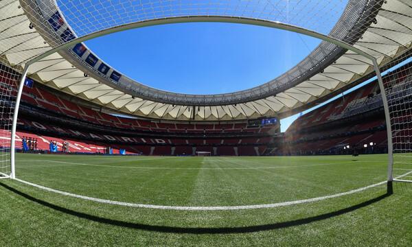 Τελικός Champions League 2019: Τρόπαιο και μπάλα στη… θέση τους (photos)