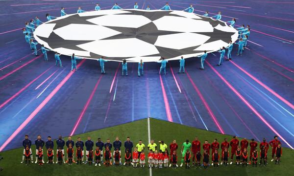 Τελικός Champions League 2019: Η είσοδος των ομάδων (video)