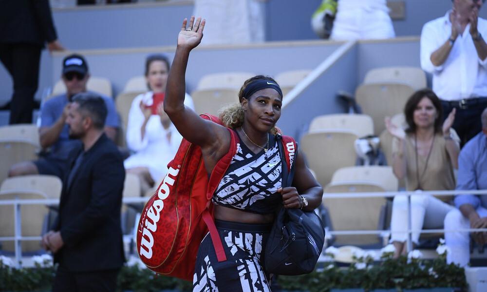 Χαιρέτισε νωρίς η Σερένα Γουίλιαμς το Roland Garros (photos)