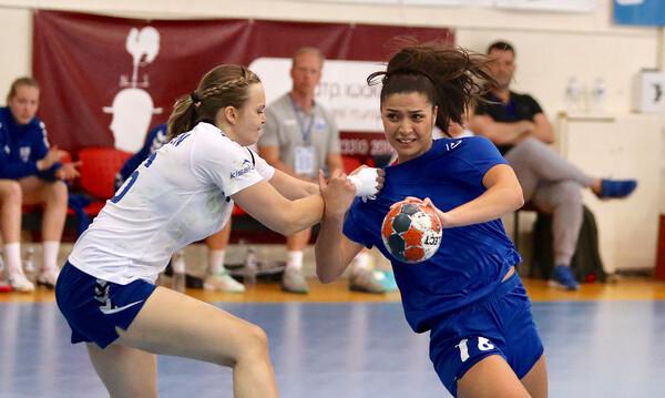 Ευρωπαϊκό πρωτάθλημα χάντμπολ: Νίκησε τη Φινλανδία η Εθνική γυναικών