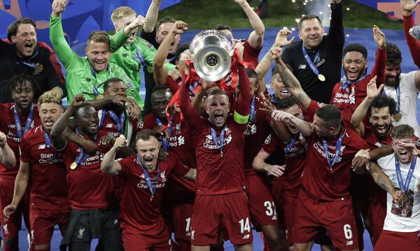Champions League: Η Λίβερπουλ στον… θρόνο της!